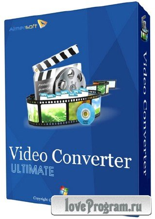 Aimersoft Video Converter Ultimate 6.4.2.2 + Rus