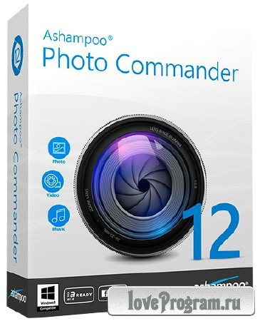 Ashampoo Photo Commander 12.0.7 Final RePack by KpoJIuK