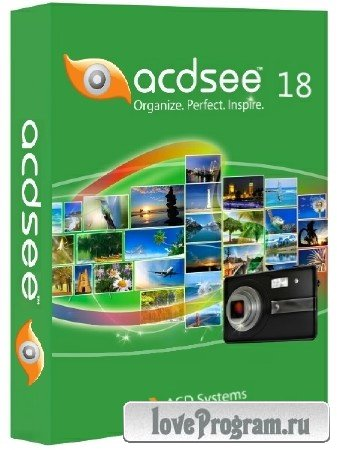 ACDSee 18.1 Build 233 Final (x86/x64) + Rus