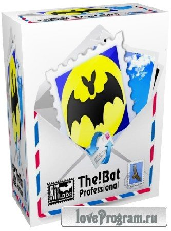 The Bat! Professional Edition 6.7.5 Final RePack by Diakov