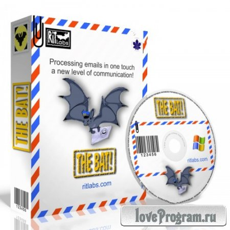 The Bat! Professional 6.7.5.0 RePack (& Portable) by KpoJIuK