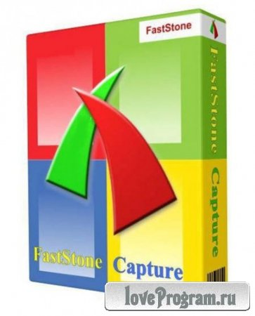 FastStone Capture 8.0 Final RePack (& Portable) by KpoJIuK (23.12.2014)