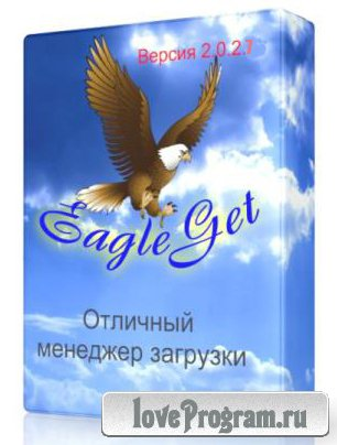 EagleGet 2.0.2.7 Stable (ML/Rus) 2014