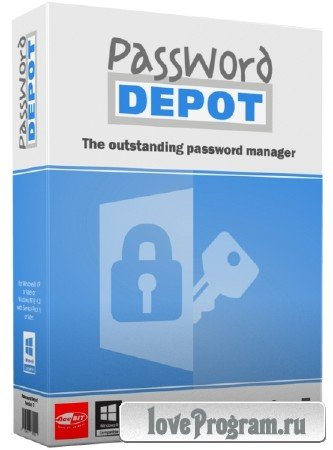 Password Depot Professional 7.6.2 + Rus