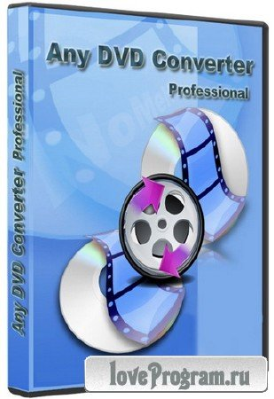 Any DVD Converter Professional 5.7.7 RePack by Diakov
