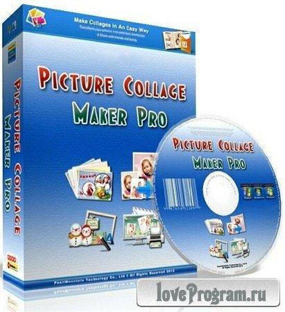 Picture Collage Maker Pro 4.1.3 Portable by kOshar