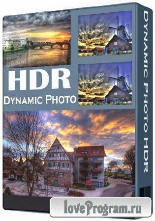 Dynamic Photo HDR 5.4.0 Rus Portable