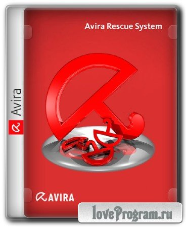 Avira Rescue System v14.01.2015 CD + USB (2015/ENG)