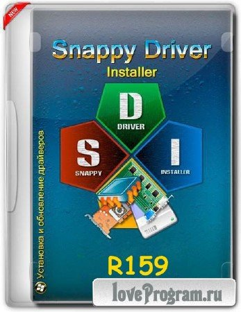 Snappy Driver Installer R159 (2015/ML/RUS)
