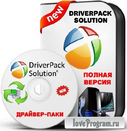 DriverPack Solution 14.15 + Драйвер-Паки 15.00.0 (2015//ML/RUS)