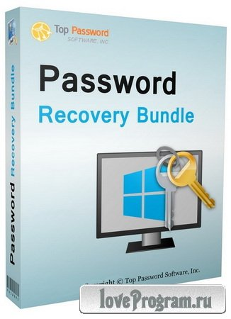 Password Recovery Bundle 2015 3.5 Enterprise BootCD