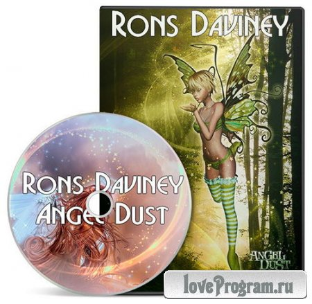 Rons Daviney Angel Dust - Кисти для photoshop