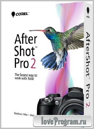 Corel AfterShot Pro 2.1.2.10 RePack by Diakov
