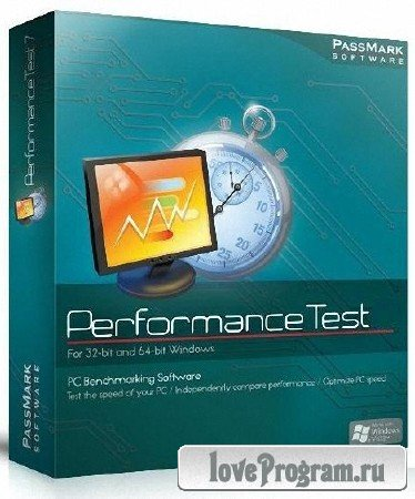 PerformanceTest 8.0 Build 1045