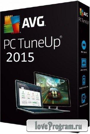 AVG PC TuneUp 2015 15.0.1001.393 Final