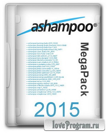 Ashampoo Software Pack 2015