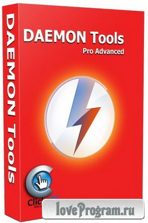 DAEMON Tools Pro Advanced 6.1.0.0484 Final
