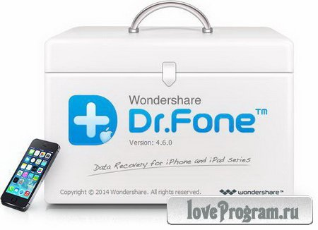 Wondershare Dr.Fone for iOS 5.5.5.4 Final