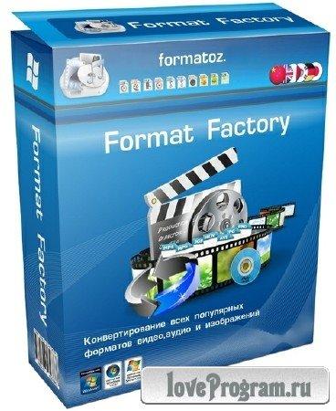FormatFactory 3.6.1 Portable