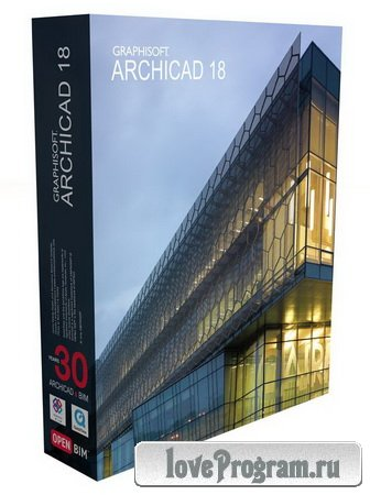 ArchiCAD 18 Build 5014 Final (x64) Russian