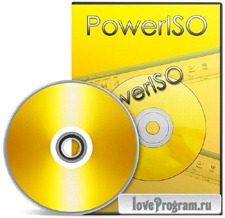 PowerISO 6.2 Retail DC 08.04.2015