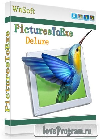 PicturesToExe Deluxe 8.0.14