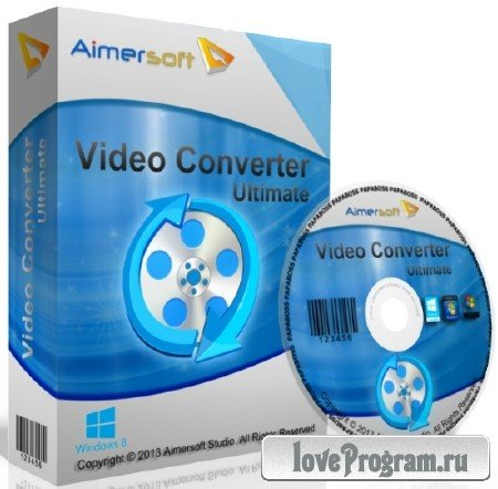 Aimersoft Video Converter Ultimate 6.5.0.0 + Rus