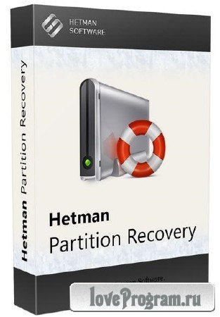 Hetman Partition Recovery 2.3 DC 14.04.2015