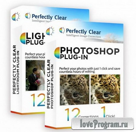 Athentech Imaging Perfectly Clear 2.0.1.10 Plugin for Photoshop and Lightroom