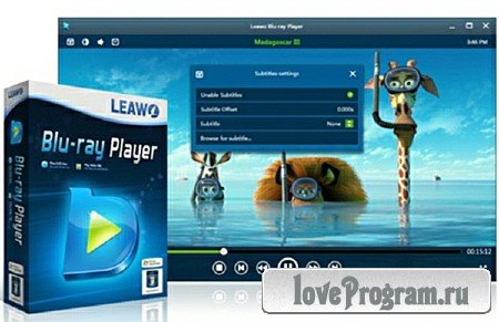 Leawo Blu-ray Player 1.8.8.0