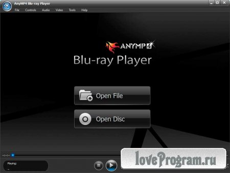 AnyMP4 Blu-ray Player 6.1.30