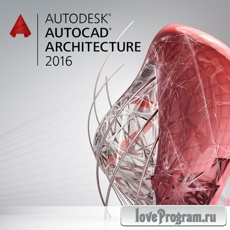 Autodesk AutoCAD Architecture 2016 7.8.44.0 (Eng|Rus) ISO-образ