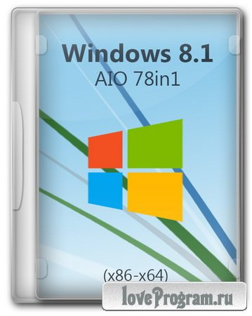 Windows 8.1 with Update AIO 78in1 adguard v15.05.13