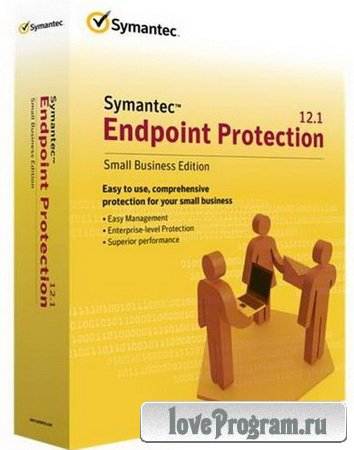 Symantec Endpoint Protection 12.1.6168.6000 Final