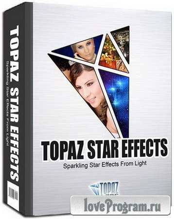 Topaz Star Effects 1.1.0 RePack by Stalevar Rus
