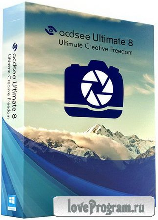 ACDSee Ultimate 8.2 Build 406 RePack by Loginvovchyk