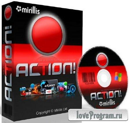 Mirillis Action! 1.25.3