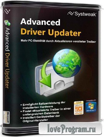 SysTweak Advanced Driver Updater 2.7.1086.16493