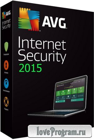 AVG Internet Security 2015 15.0 Build 6030 Final