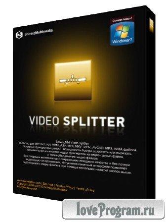 SolveigMM Video Splitter 5.0.1506.15 Business Edition