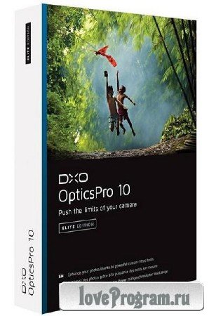 DxO Optics Pro 10.4.1 Build 600 Elite (x64)