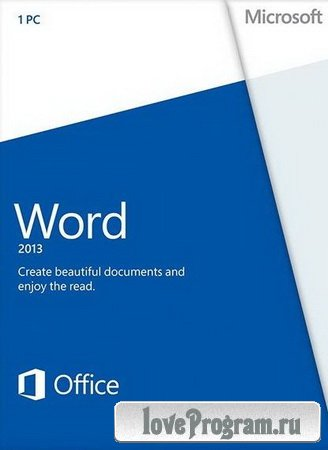 Microsoft Word 2013 SP1 15.0.4727.1001 RePacK by D!akov