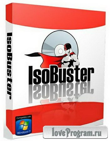 IsoBuster Pro 3.6 Build 3.6.0.0 Final + Portable