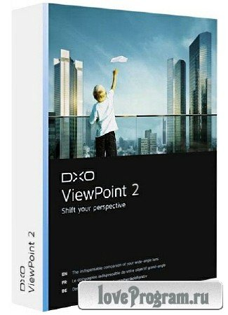 DxO ViewPoint 2.5.6 Build 56