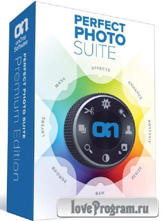 OnOne Software Perfect Photo Suite 9.5.0.1644 Premium Edition