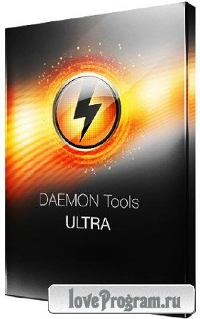DAEMON Tools Ultra 3.1.0.0368