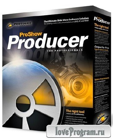Photodex ProShow Producer 7.0.3527