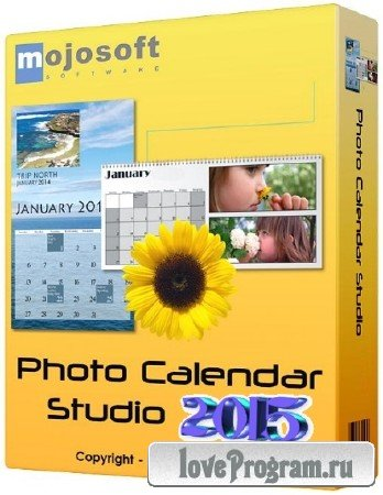Mojosoft Photo Calendar Studio 2015 1.20 DC 11.07.2015