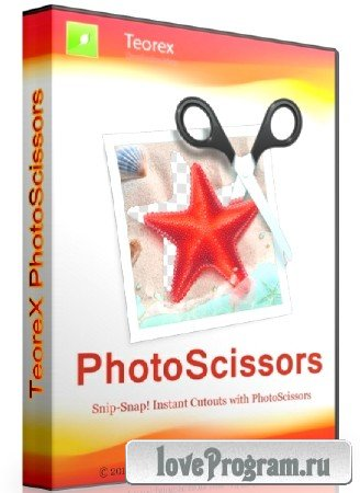 Teorex PhotoScissors 2.1