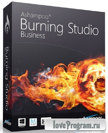 Ashampoo Burning Studio Business 15.0.4.2 Final